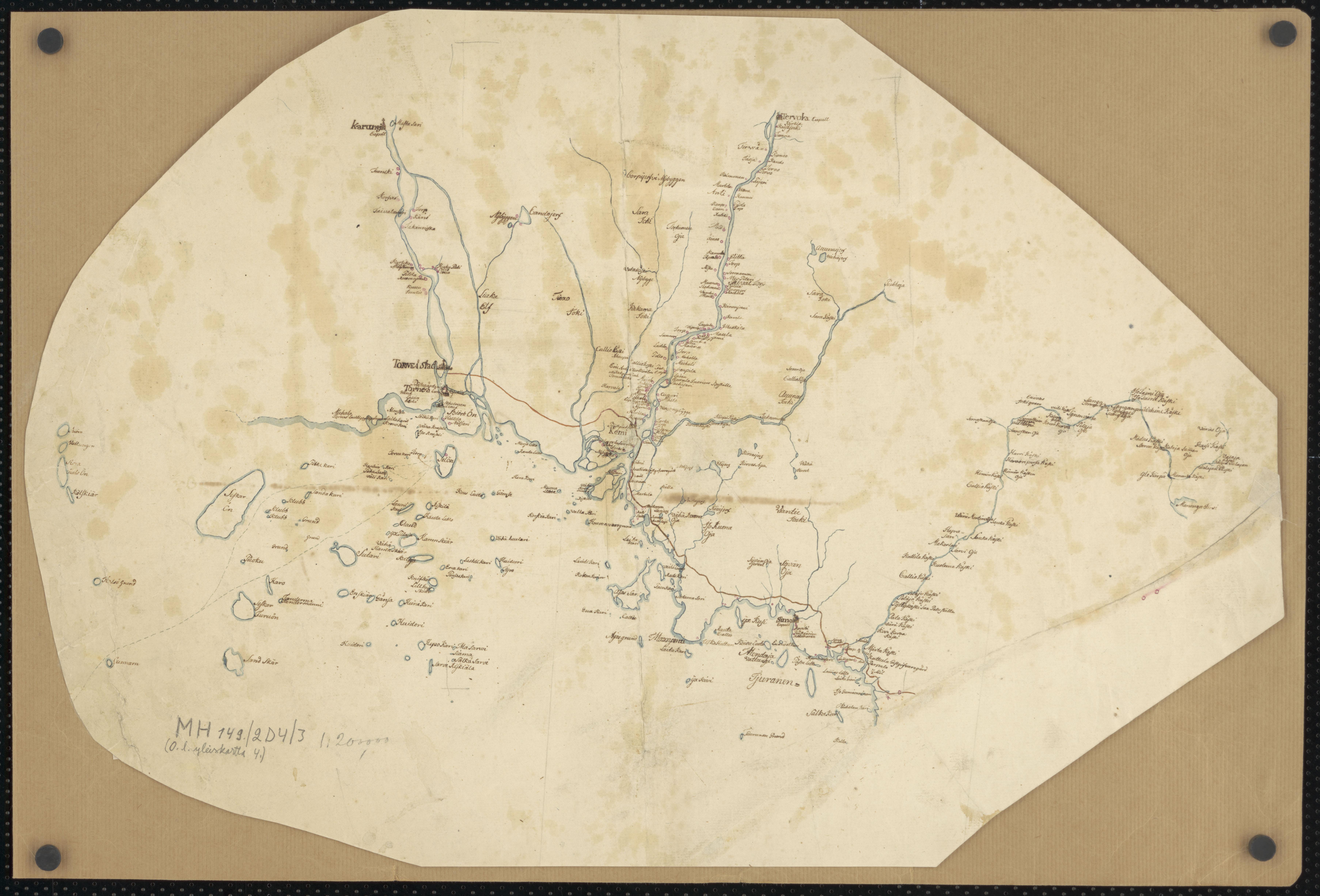 Hiippakunnan Rajalla 1645 1648 Arkisto Suku Forum